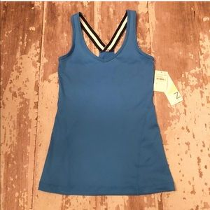 Z By Zella Active Fitted Tank Top Racerback XS